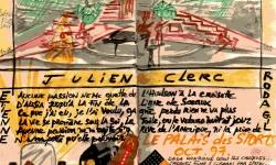 Julien Clerc au Palais des Sports