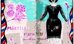 Mireille Mathieu à l'Olympia