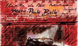 Marie- Paul Belle au théâtre de 10 heures