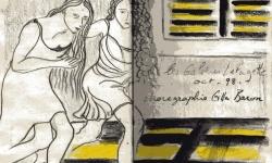 Marie Claude Pietragalla aux Galeries Lafayette