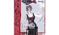 Isabelle Mergault au théâtre de Dix Heures