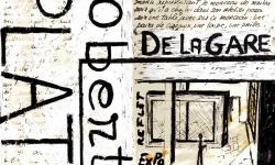 Exposition de Roberto Platé au 91 Quai de la Gare