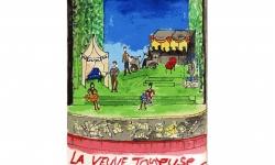 Jean Luc Tardieu à l' opéra de Rennes
