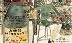 Annie Girardot au théâtre Fontaine