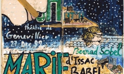 Bernard Sobel théâtre de Genevilliers