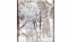 Jane Birkin répétition
