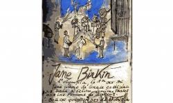 Jane Birkin à l'Olympia