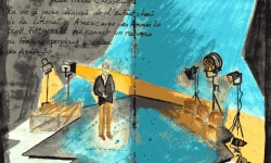 Jean Pierre cassel au théâtre Sylvia Monfort