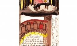 Marie Paul Belle au théâtre de la Gaité Montparnasse