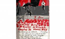 Nicky Nancel au théâtre Marigny